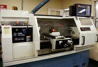 2-Axis Horizontal Lathe - DANCO Precision Grinding