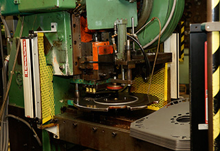 Notching Press - DANCO Precision Pressroom