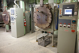 Annealing Furnaces - DANCO Precision