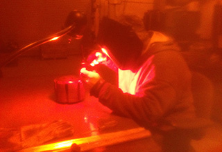 DANCO Tig Welding